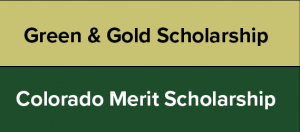Colorado Merit Scholarship Color Key